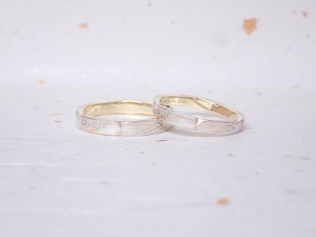 18120801木目金の結婚指輪_J003①.JPG