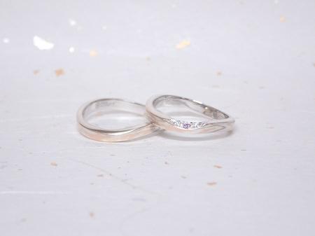 19021704木目金の結婚指輪_J004①.JPG