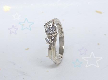 13122001_杢目金の結婚指輪J_002_桜一輪.JPG
