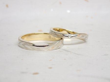 16090404木目金の結婚指輪_J004.JPG