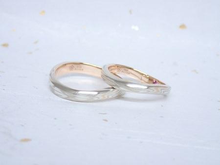 18032101木目金の婚約・結婚指輪_Z005.JPG