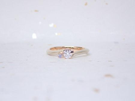 18061001木目金の婚約指輪・結婚指輪_Z003.JPG