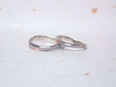 18120101木目金の婚約・結婚指輪 Z_005.JPG