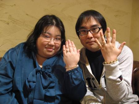 20120413杢目金屋のお客様.JPG