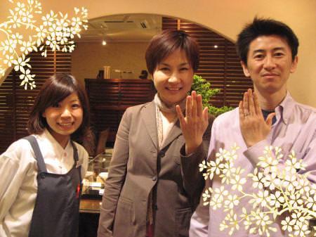 120607木目金の結婚指輪_表参道0022.JPG