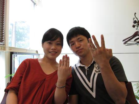 木目金の結婚指輪_M001.JPG