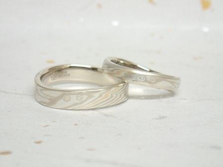 16100101杢目金の結婚指輪.JPG