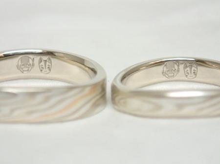 16100102杢目金の結婚指輪.JPG
