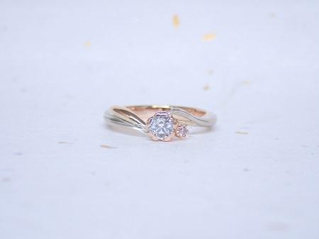 18040101木目金の婚約指輪・結婚指輪_F004.JPG