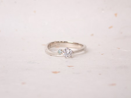 18101401木目金の婚約指輪と結婚指輪_F004.JPG