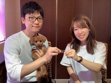 21061901木目金の結婚指輪_Y001 .JPG