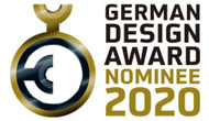 GERMAN DESIGN AWARD Nominated