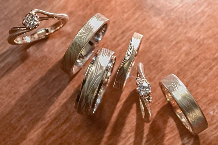 LGBTQの結婚指輪
