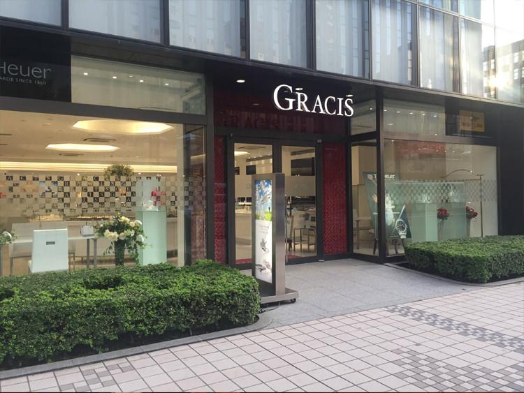 GRACIS 札幌駅前店、店舗写真