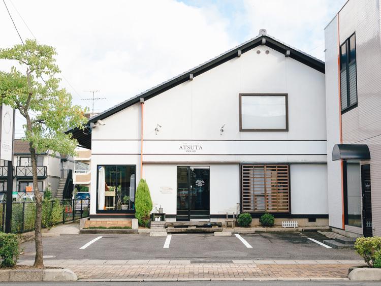 ATSUTA 松江店、店舗写真