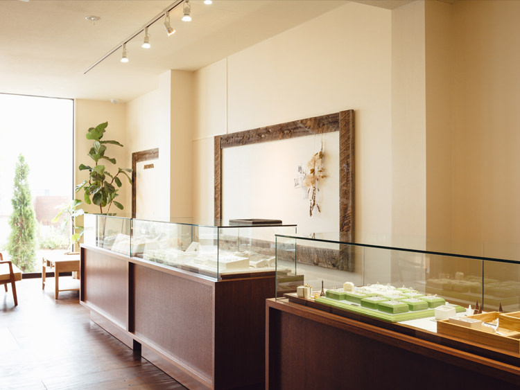 ATSUTA 米子店、店舗写真
