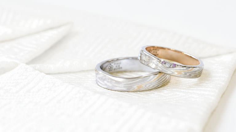 杢目金屋の結婚指輪(マリッジリング)の相場