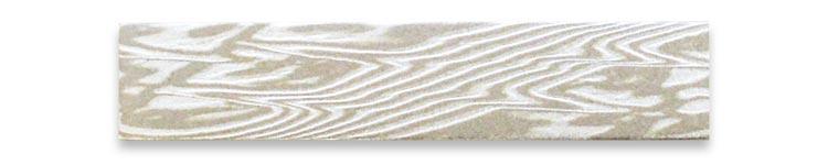 White gold (WG) × silver (SV)